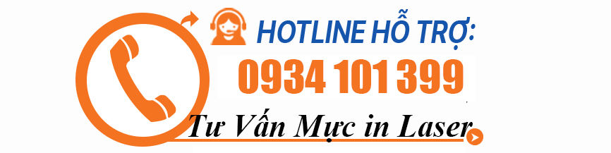 hotline mực in laser