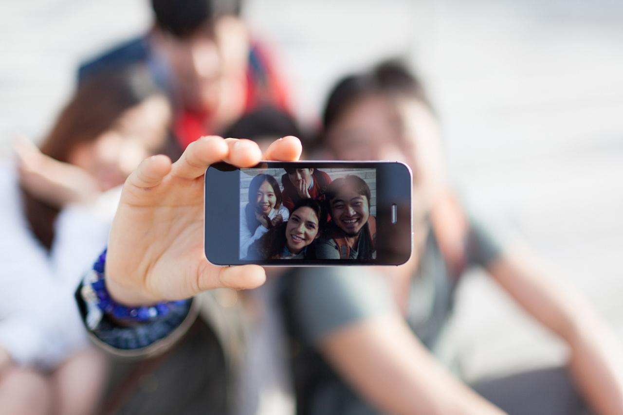 Adobe nghiên cứu công nghệ giúp chụp ảnh Selfie bước lên một đẳng cấp mới