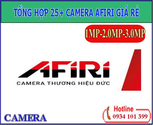 Bảng giá Camera AFIRI-ĐỨC giá rẻ