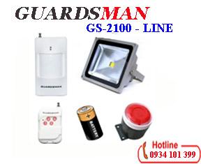 Báo trộm không dây GUARDSMAN GS-2100