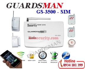Báo trộm không dây GUARDSMAN GS-3500