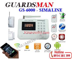 Báo trộm không dây GUARDSMAN GS-6000