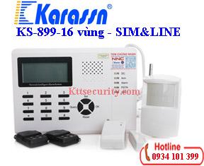 BÁO TRỘM KHÔNG DÂY KARASSN KS-899