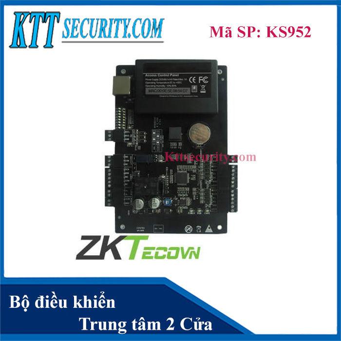 Bộ điều khiển trung tâm Zkteco C3 | KS952