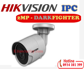 Camera 2mp Hikvision DS-2CD2025FHWD-I,Darkfighter