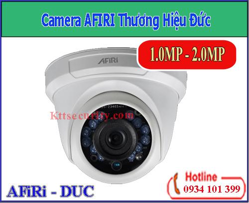 Camera AFIRI 1MP [HDA-D101PT;HDA-D101MT]-2MP[HDA-D201P;HDA-D201M]