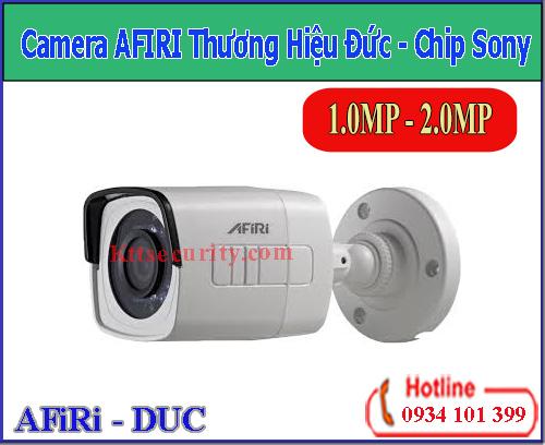Camera AFIRI Chip Sony 1MP [HDA-B111MT]-2MP[HDA-B211M]