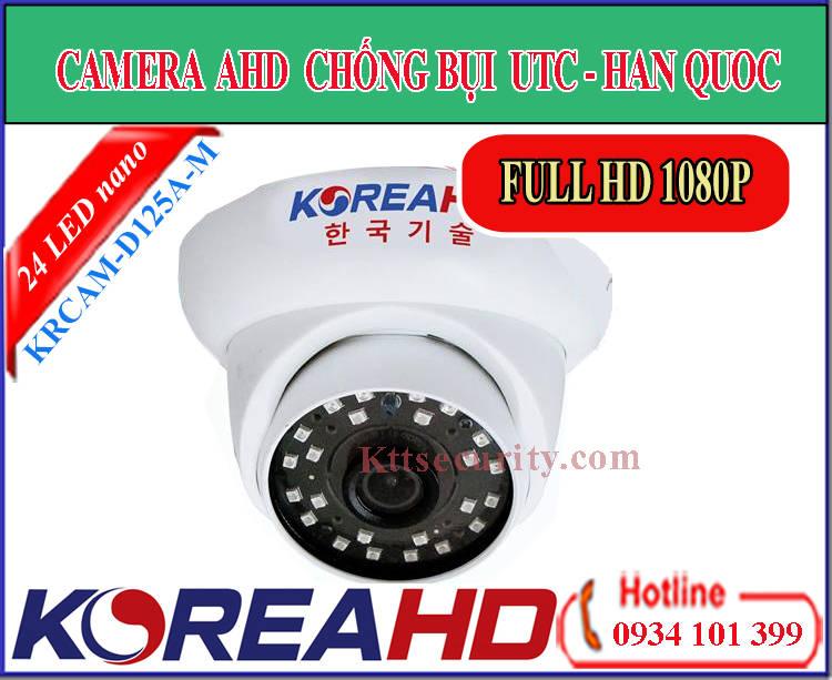 Camera ahd KoreaHD KRCAM-D125A-M | CAM-T723A-M