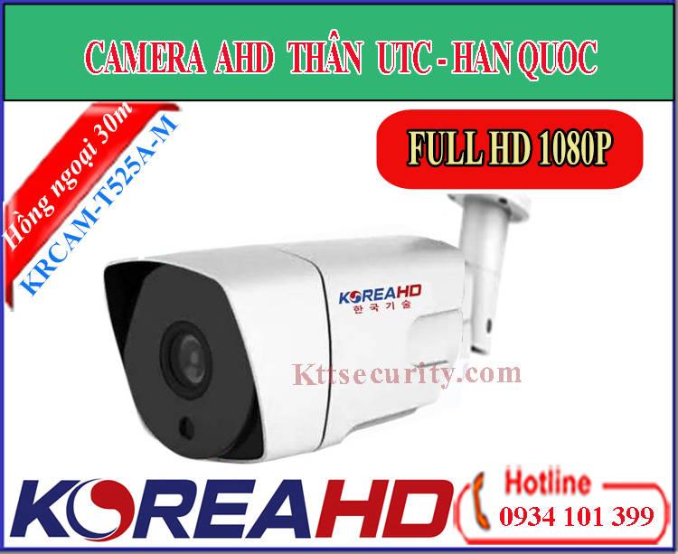 Camera ahd KoreaHD KRCAM-T525A-M | KRCAM-T625A-M