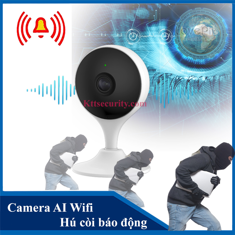 Camera AI Wifi AI-IM22EP