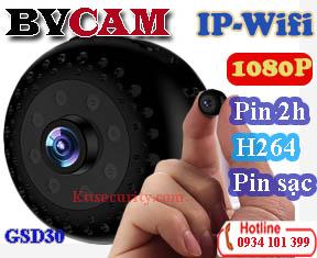 Camera BVCAM full HD 1080P ngụy trang