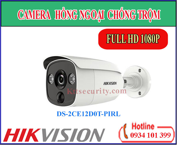 Camera chống trộm DS-2CE12D0T-PIRL