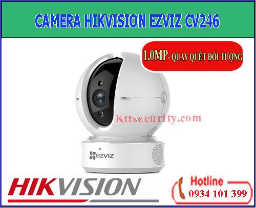 Camera Ezviz CV246-Thế hệ mới