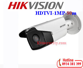 Camera HDTVI Hikvision 1MP DS-2CE16C0T-IT5