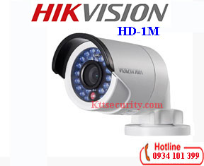 Camera Hikvision 1MP HD-TVI DS-2CE16C0T (IRP/ IR)