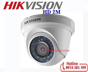 Camera Hikvision 2MP HD-TVI DS-2CE56D0T (IRP/ IR/ IRM/ IT3)