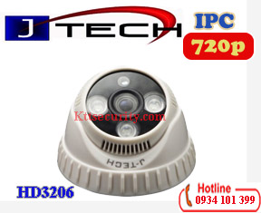 Camera IP 1MP J-Tech HD3206