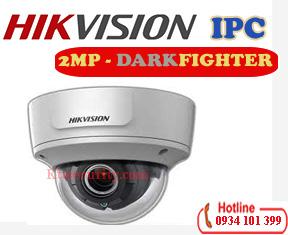Camera IP 2MP Hikvision DS-2CD2725FWD-IZS,DARKFIGHTER