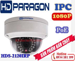 Camera IP hồng ngoại 2MP hdparagon HDS-2120IRP