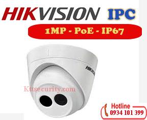 Camera IP PoE 1MP HIkvision DS-2CD1301-I