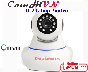 Camera IP WIFI CamHiVN