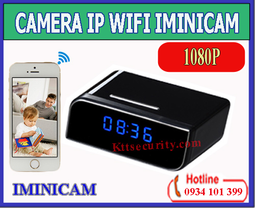 Camera ip wifi iminiCam 1080P