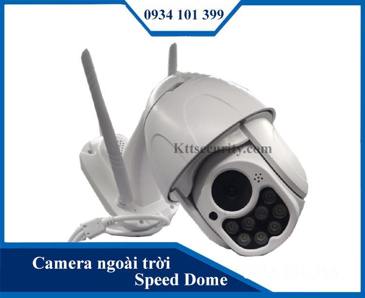 Camera PTZ ngoài trời YS1080P-SPD