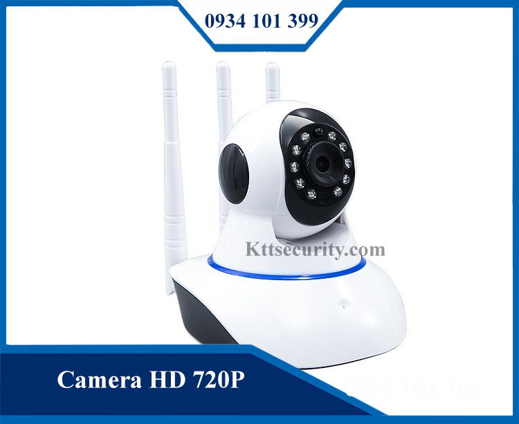 Camera yoosee 3 râu HD 720P