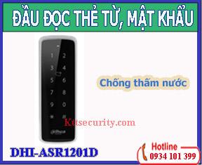Đầu đọc thẻ,mật khẩu DHI-ASR1201D