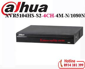 Đầu ghi hình 4 kênh 5in1 Dahua XVR5104HS-S2