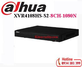 Đầu ghi hình 8 kênh Dahua 5in1 XVR4108HS-S2
