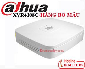 Đầu ghi hình Dahua 5in1 XVR4108C