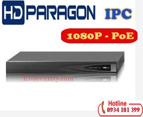 Đầu IP HDparagon HDS-N7604I-POE,4 kênh;HDS-N7608I-POE,8 kênh;HDS-N7616I-POE,16 kênh