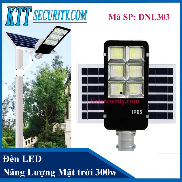 Đèn led năng lượng mặt trời 300w | DNL303