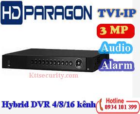 HDS-H7604IP-TVI 4 kênh,HDS-H7608IP-TVI 8 kênh,HDS-H7616IP-TVI 16 kênh