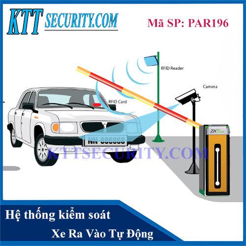 Hệ thống kiểm soát xe thông minh | PAR196