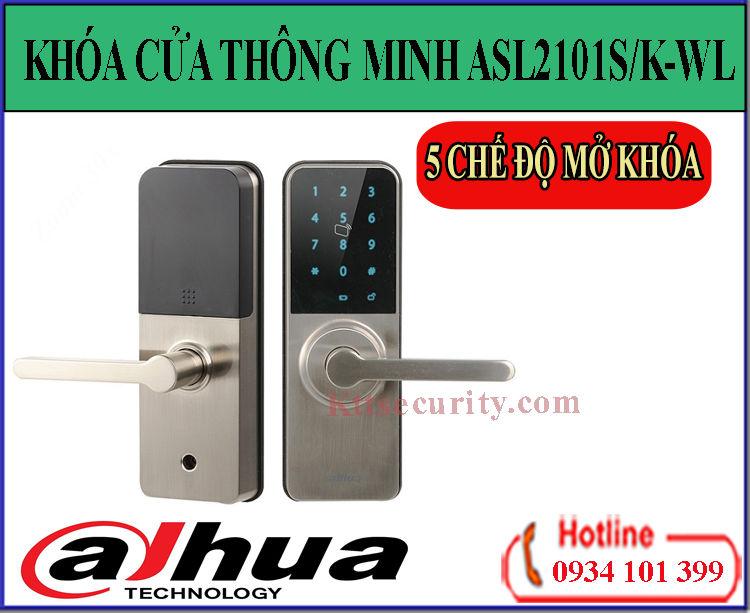 Khóa cửa điện tử ASL2101S/K-WL|ASL2101S/K-WR