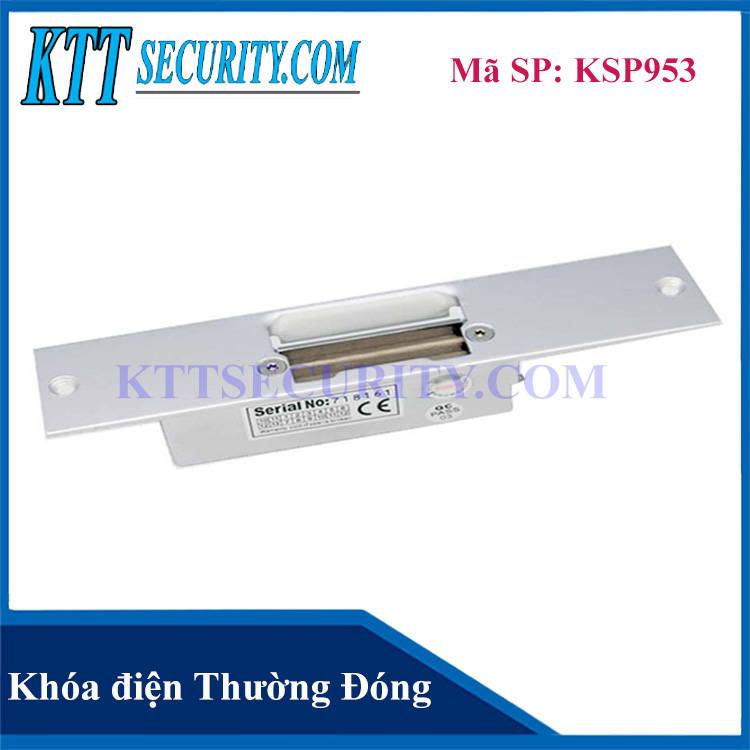 Khóa Stricke điện thường đóng | KSP953